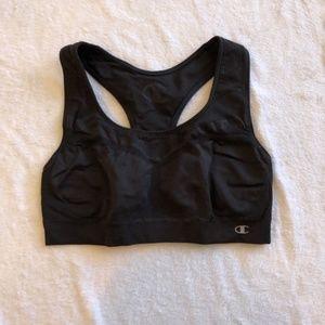Champion Sports Bra and Workout Shirt Bundle